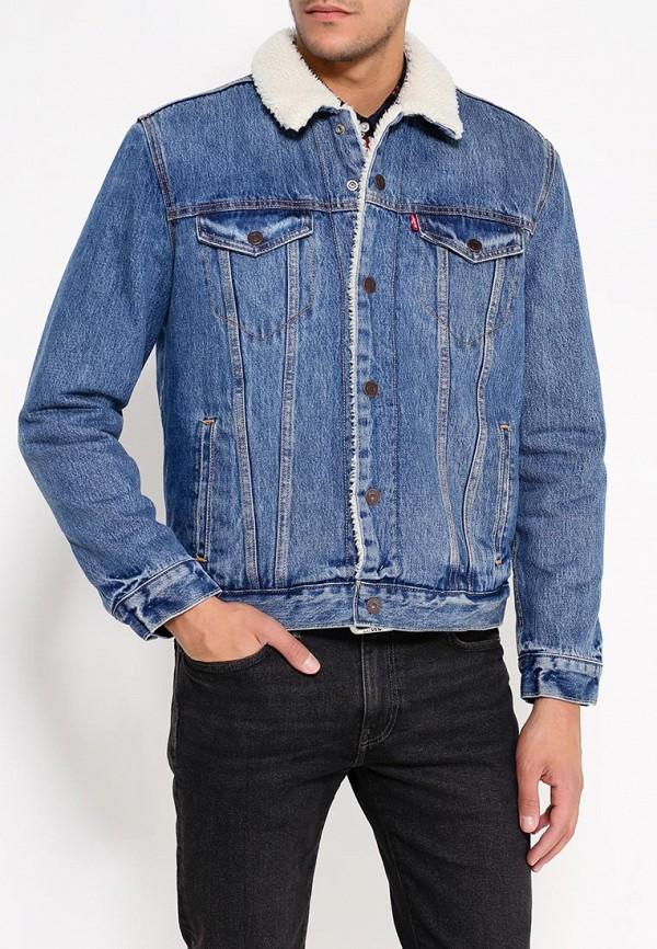 Куртка джинсовая Levi's® Levi's® LE306EMUML45