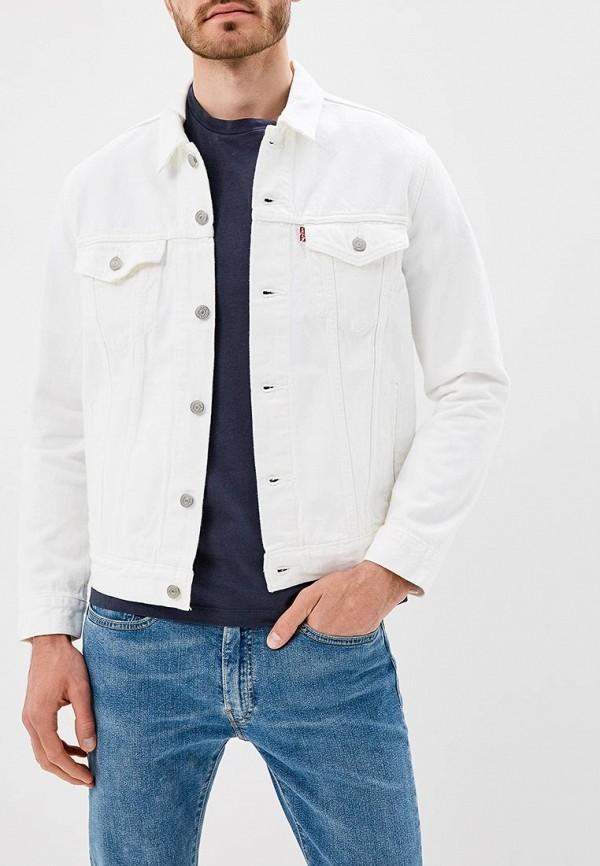 Купить Куртка джинсовая Levi's®, Trucker, LE306EMZYP68, белый, Весна-лето 2018