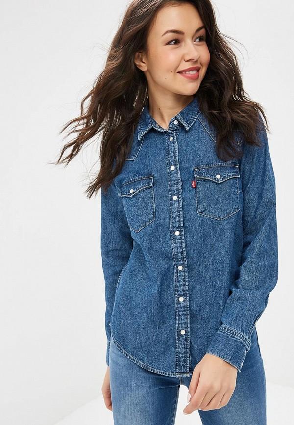 Рубашка джинсовая Levi's® Levi's® LE306EWBPLC3 цена 2017