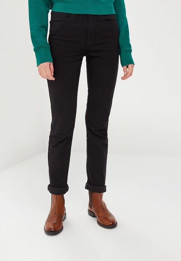 женские прямые джинсы levi's®, черные