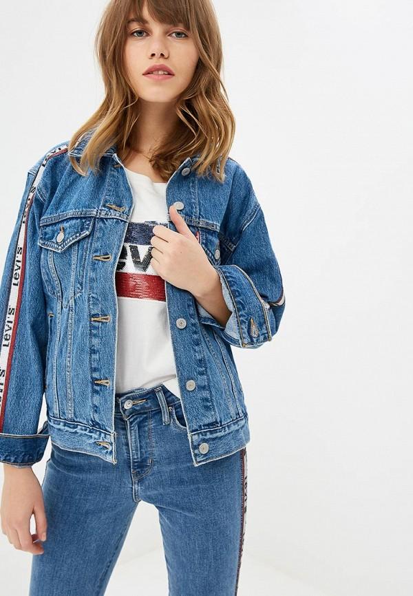 Куртка джинсовая Levi's® Levi's® LE306EWBPLZ9