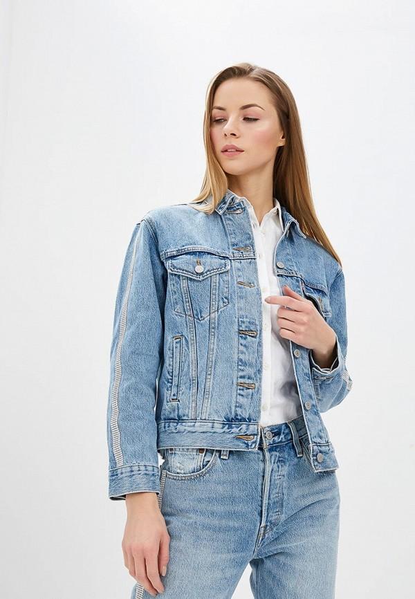Куртка джинсовая Levi's® Levi's® LE306EWDHBZ1