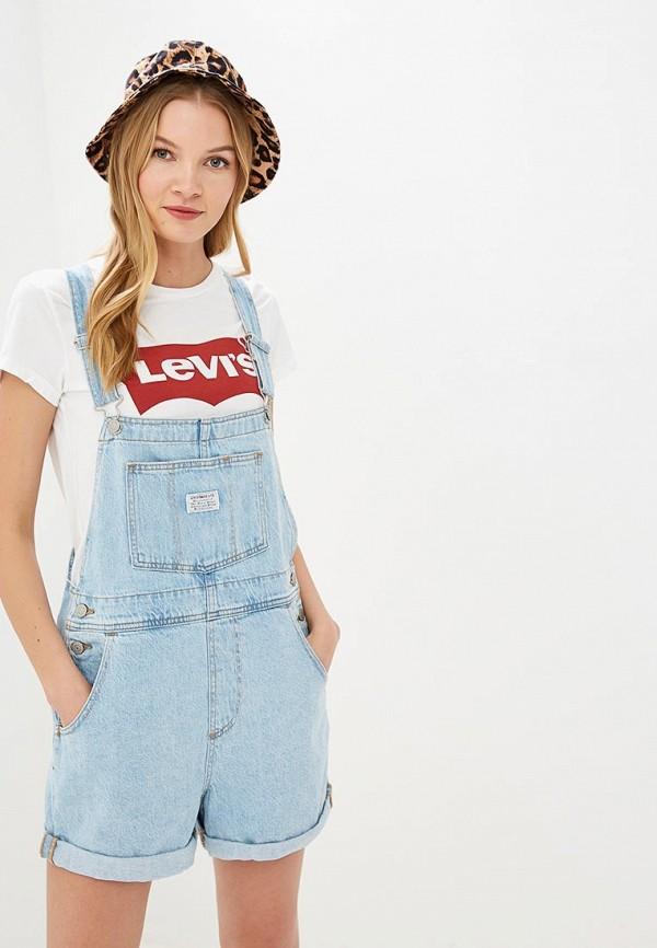 Фото - Комбинезон джинсовый Levi's® Levi's® LE306EWEHSM6 комбинезон джинсовый g