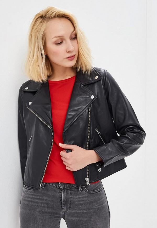 женская куртка levi's®, черная