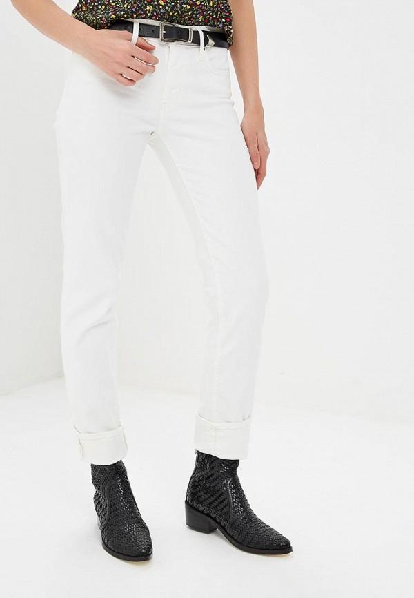 женские прямые джинсы levi's®, белые