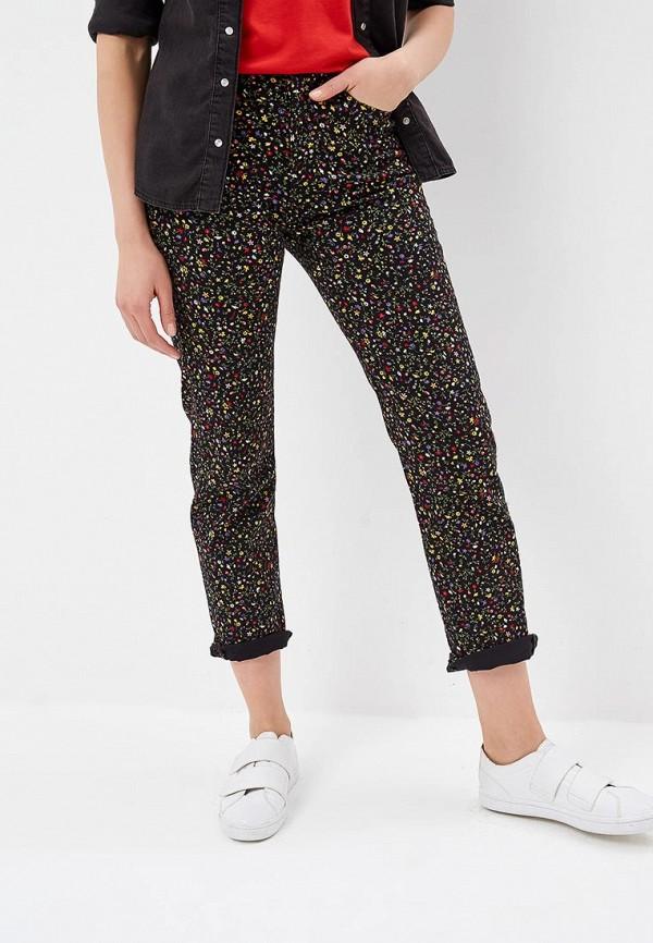 женские повседневные брюки levi's®, черные