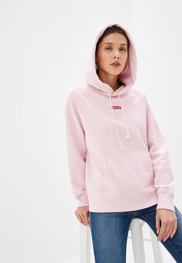 Купить Худи Levi's® розового цвета