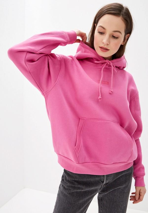 женские худи levi's®, розовые