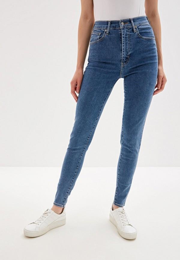 женские джинсы levi's®, голубые