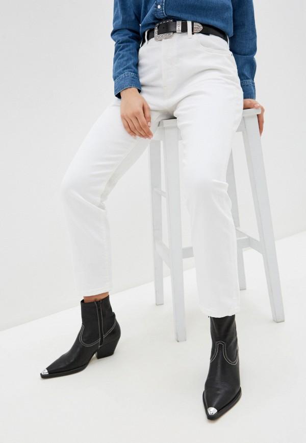 женские джинсы скинни levi's®, белые