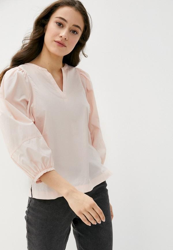 женская блузка levi's®, розовая