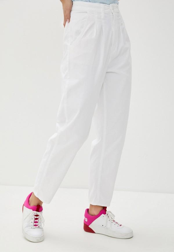 женские повседневные брюки levi's®, белые
