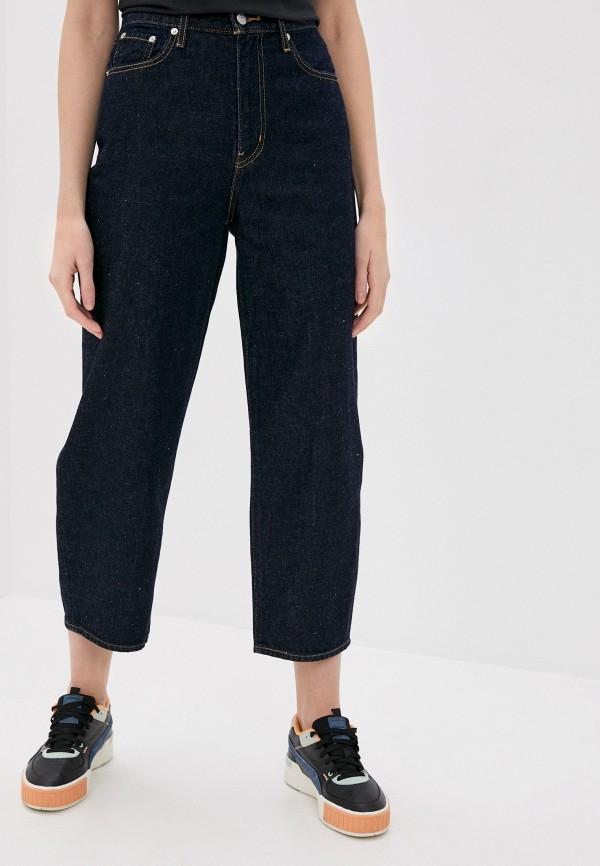 женские джинсы клеш levi's®, черные