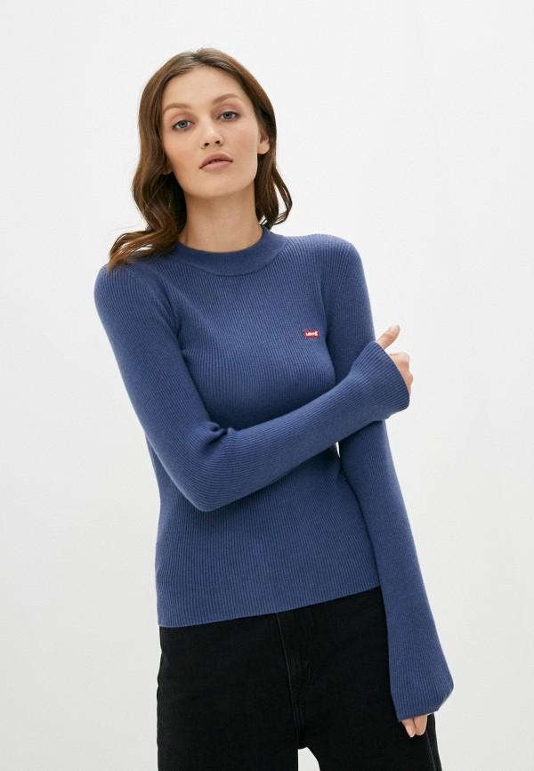 женский джемпер levi's®, синий