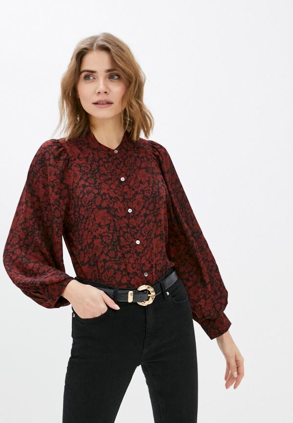 женская блузка levi's®, коричневая