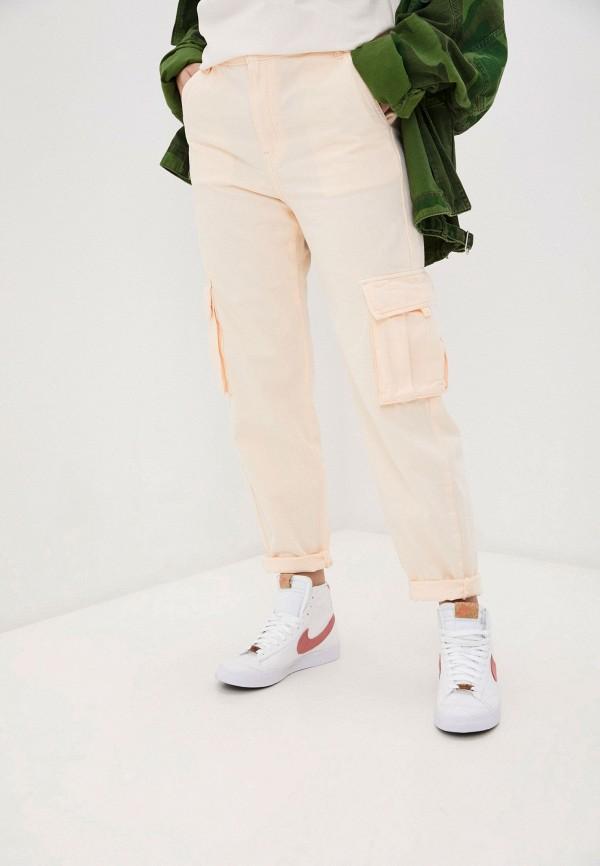 женские брюки карго levi's®, бежевые