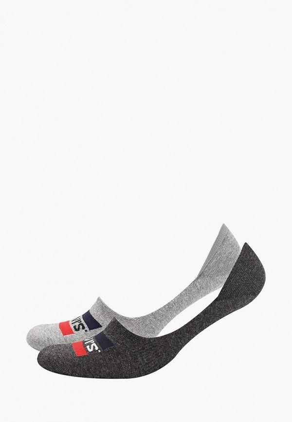 мужские носки levi's®, серые