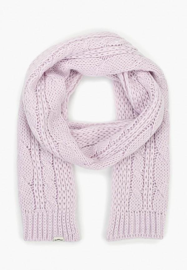 женский шарф levi's®, фиолетовый