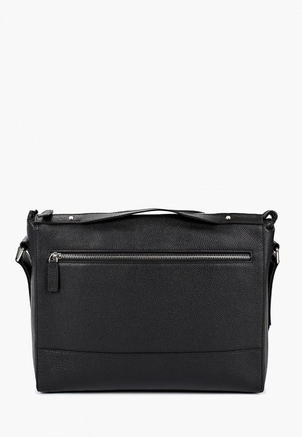 мужская сумка leo ventoni, черная