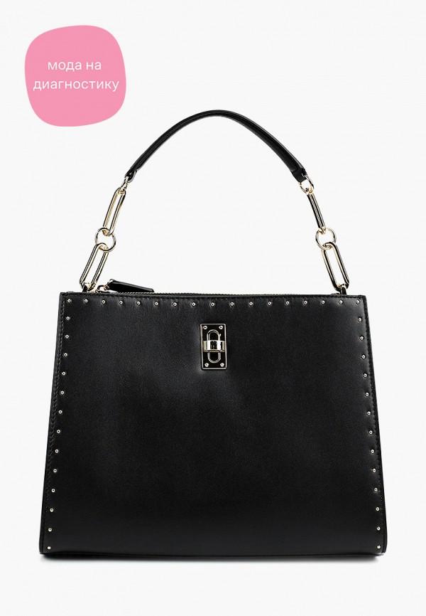 женская сумка leo ventoni, черная