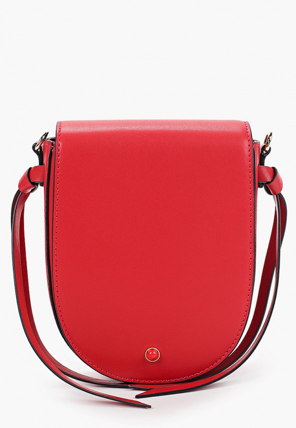 женская сумка leo ventoni, красная