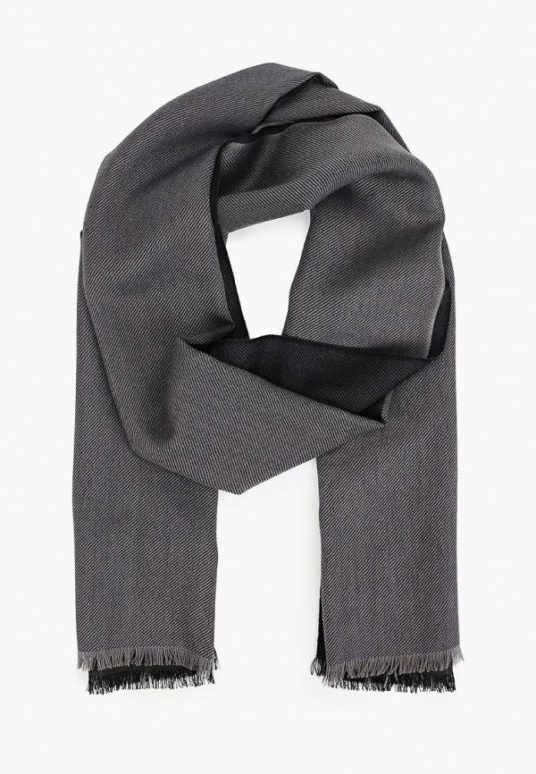 мужской шарф leo ventoni, разноцветный