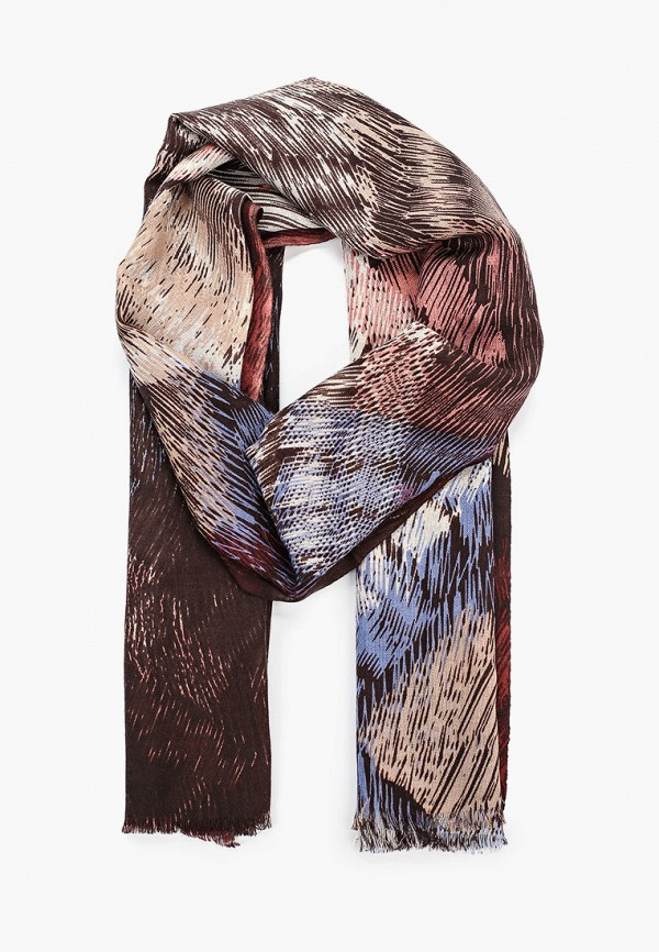 женский шарф leo ventoni, разноцветный