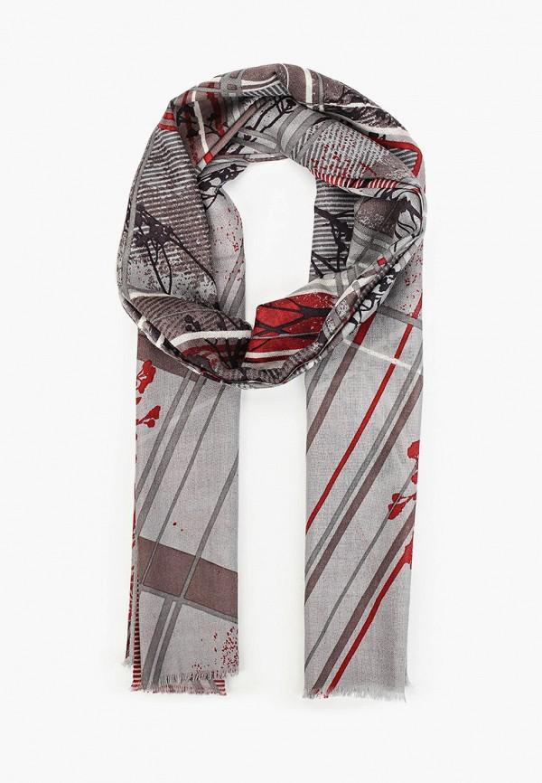 женский шарф leo ventoni, серебряный