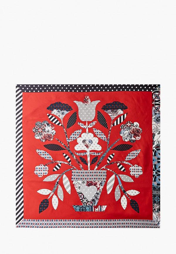 женский платок leo ventoni, красный