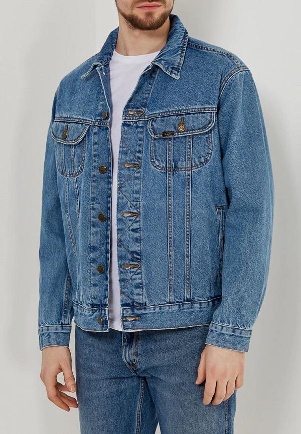 цены на Куртка джинсовая Lee Lee LE807EMAKSY9  в интернет-магазинах
