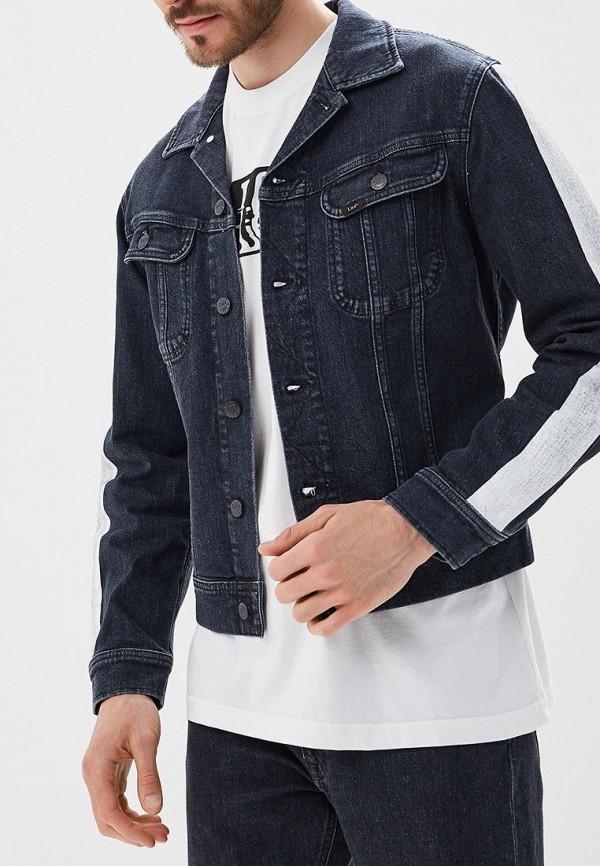 Куртка джинсовая Lee Lee LE807EMBOGY2 куртка джинсовая lee lee le807emaksy8