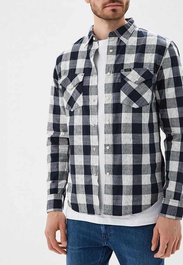 Рубашка Lee Lee LE807EMBOGY5 наушники bbk ep 1200s вкладыши оранжевый проводные