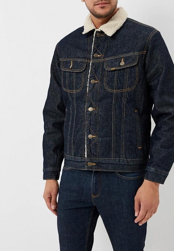 Куртка джинсовая Lee Lee LE807EMBOHI3 куртка джинсовая lee lee le807embohi2