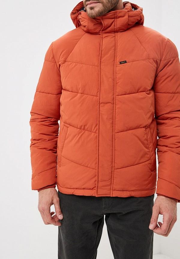 Купить Куртка утепленная Lee, LE807EMBOHI9, оранжевый, Осень-зима 2018/2019