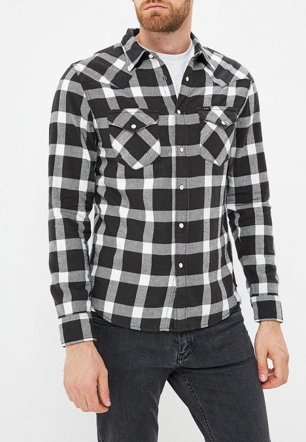 Купить Рубашка Lee, LE807EMBOHJ2, черный, Осень-зима 2018/2019