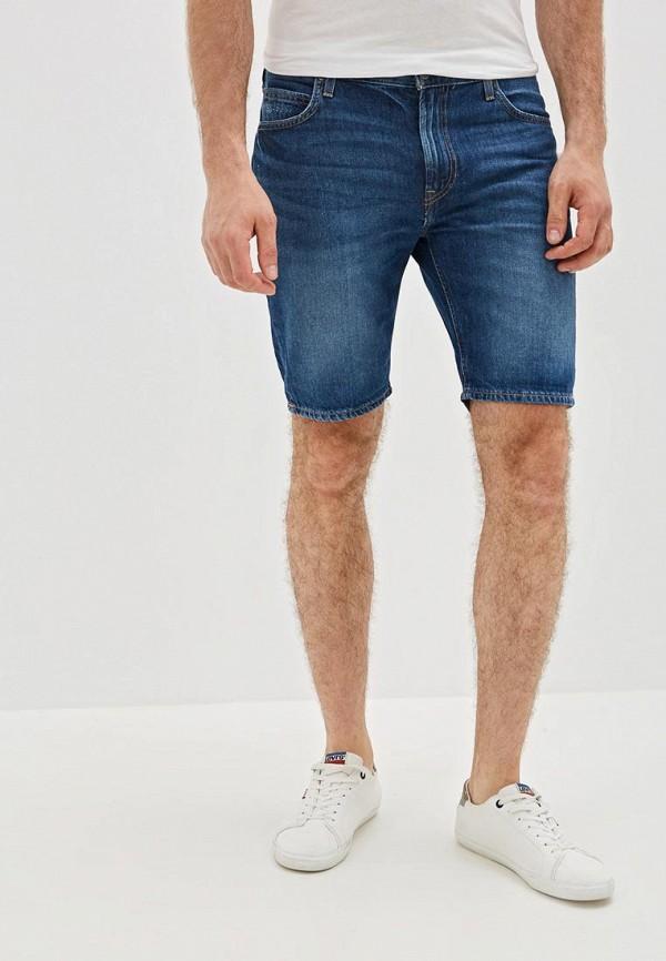 мужские шорты lee, синие