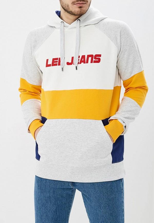 Худи Lee Lee LE807EMDFXS7 lee jeans