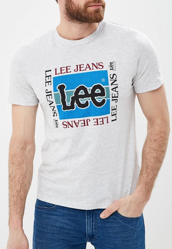 Футболка Lee Lee LE807EMDFXU5 футболка lee lee le807emdfxp4