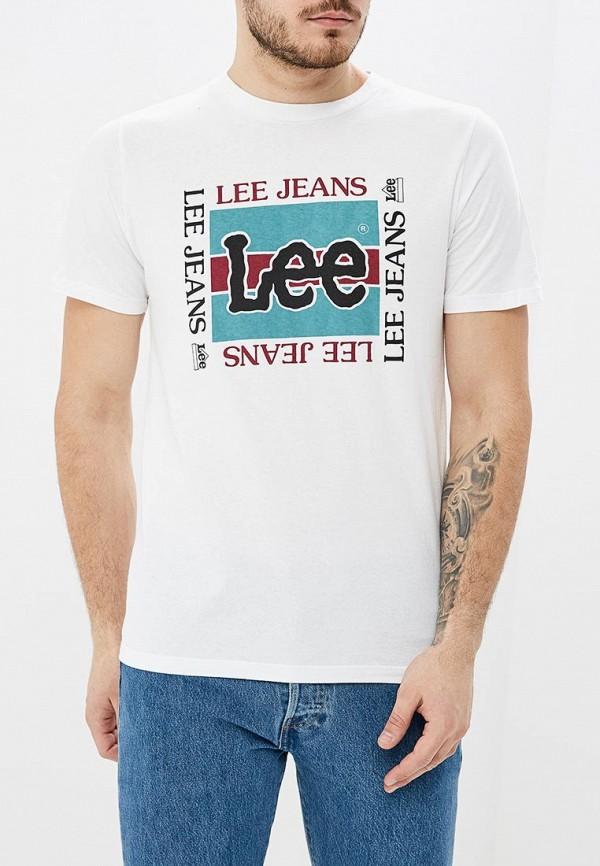Футболка Lee Lee LE807EMDFXU6 футболка lee lee le807embohj9