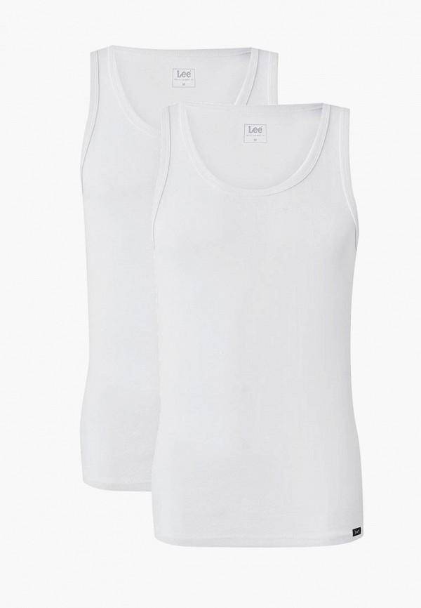 Комплект Lee, le807emdfxv8, белый, Весна-лето 2019  - купить со скидкой