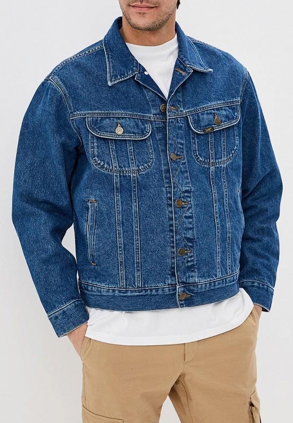 Куртка джинсовая Lee Lee LE807EMDFXW3 куртка джинсовая lee lee le807embohi2