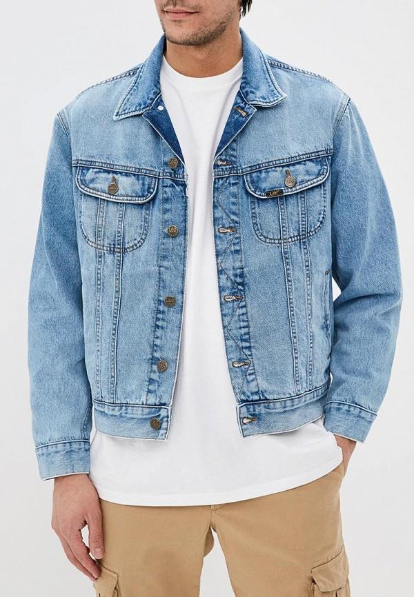 Куртка джинсовая Lee Lee LE807EMDFXW4 куртка джинсовая lee lee le807embohi2