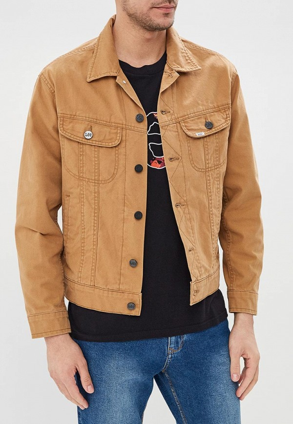 Куртка джинсовая Lee Lee LE807EMDFXW6 куртка джинсовая lee lee le807embohi2