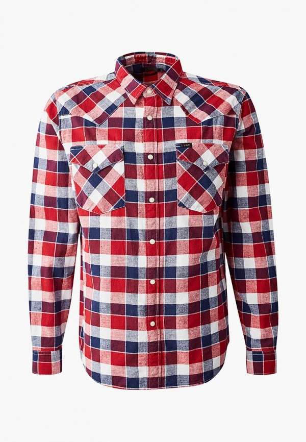 Рубашка Lee Lee LE807EMDFXX4 рубашка lee lee le807emfror9