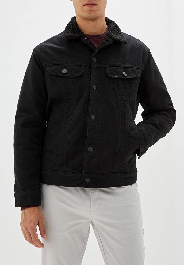 Куртка джинсовая Lee Lee LE807EMFROT5