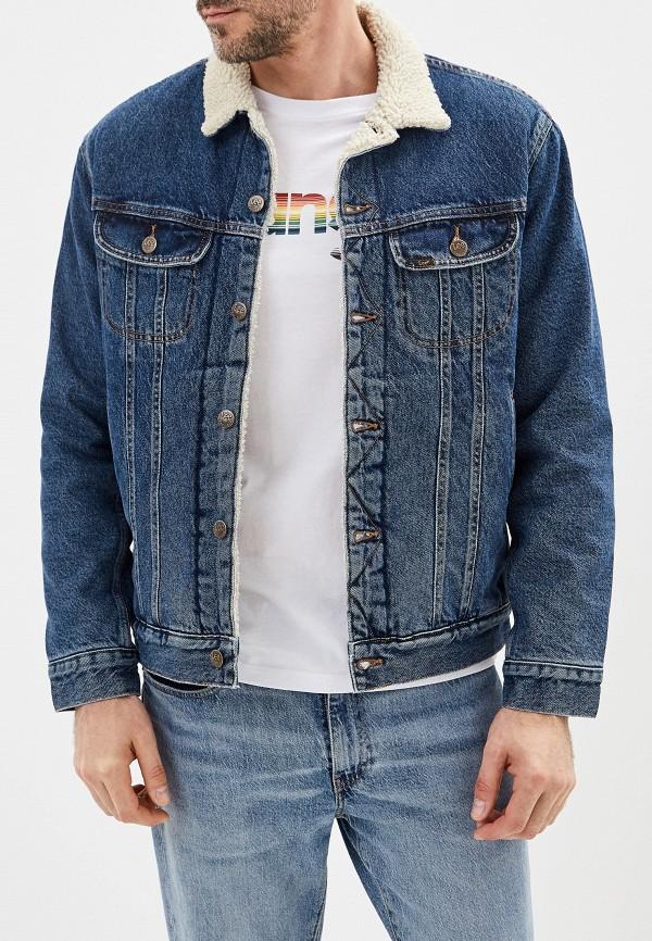 Куртка джинсовая Lee Lee LE807EMFROT7