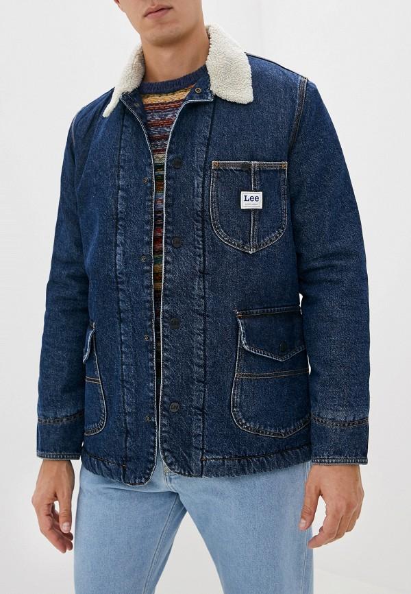 Куртка джинсовая Lee Lee LE807EMFROT8