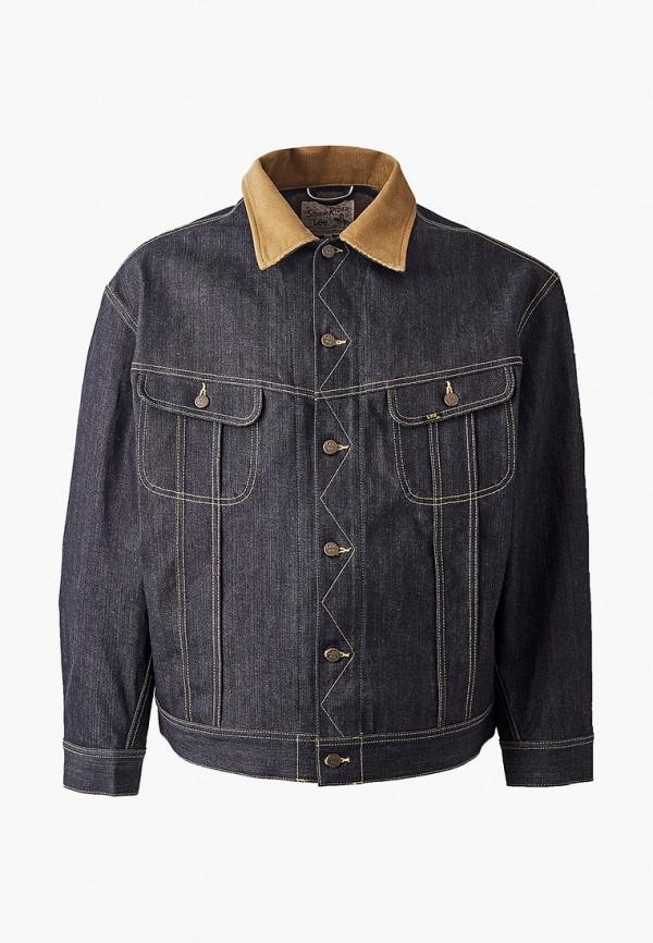 Куртка джинсовая Lee Lee LE807EMFROU0