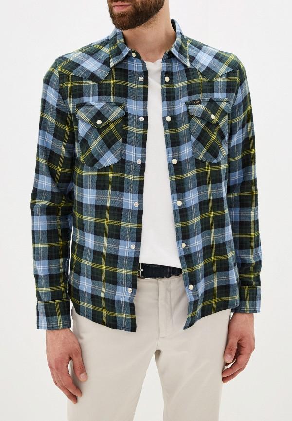 Рубашка Lee Lee LE807EMFROV4 недорого