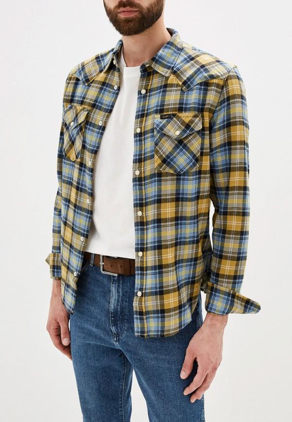 Рубашка Lee Lee LE807EMFROV5 недорого